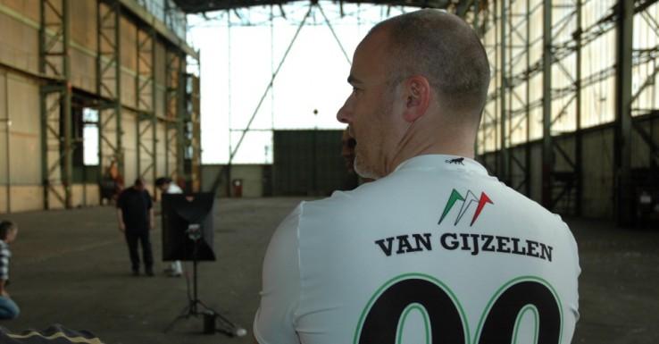 Rob van Gijzelen 0.0 in actie
